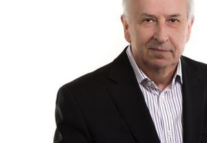 Bernard Descôteaux, le directeur du Devoir.